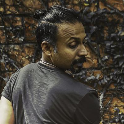 Parveen Nair - Malaysian yoga guru Hyengar