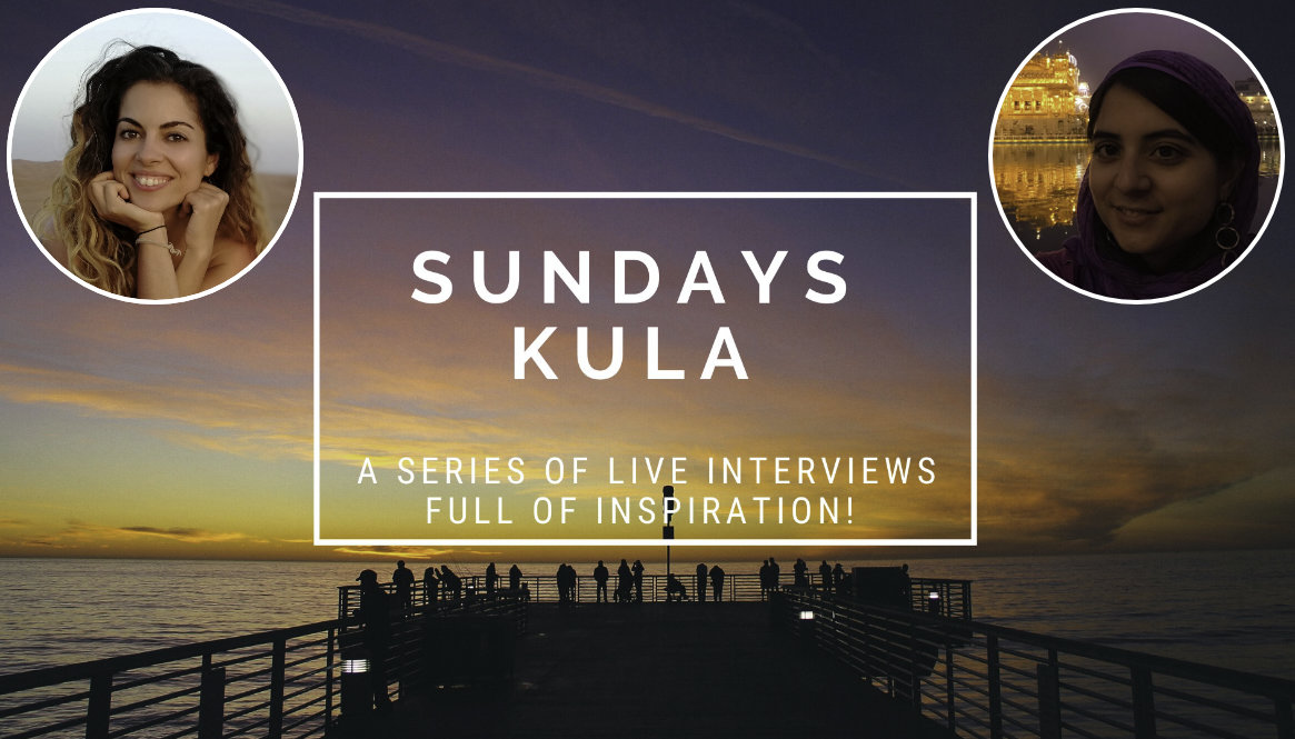 Live Interview with traveller yogini Monica from Chile